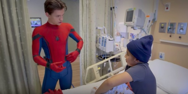 Spider-Man Homecoming online il nuovo spot italiano