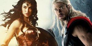 Chris Hemsworth: i figli dell'attore amano Wonder Woman e vorrebbero travestirsi da Diana Prince per Halloween