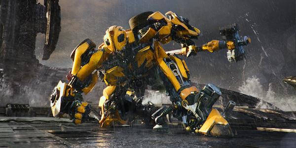 Transformers: anche John Cena nello spin-off Bumblebee