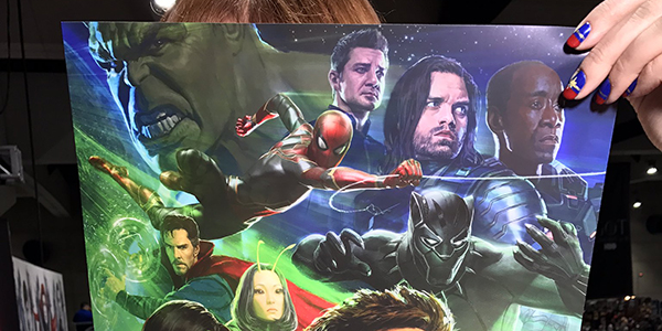 Avengers: Infinity War, pubblicata un'intervista di Benedict Cumberbatch e Tom Holland