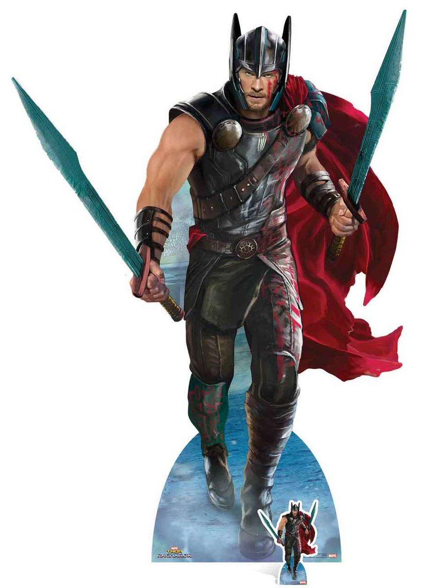 Thor Ragnarok Ecco I Nuovi Cartonati Dei Protagonisti