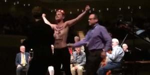 FEMEN Woody Allen