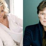 Venezia 74: Jane Fonda e Robert Redford Leoni d'oro alla carriera