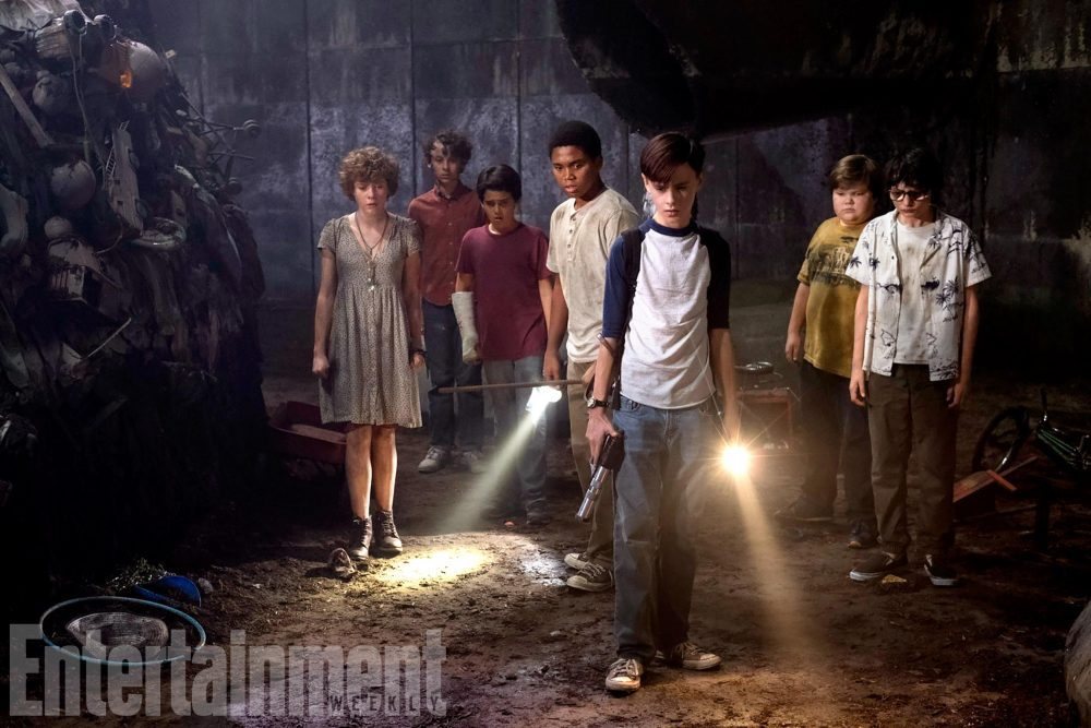IT, i Perdenti e Pennywise in due nuove immagini