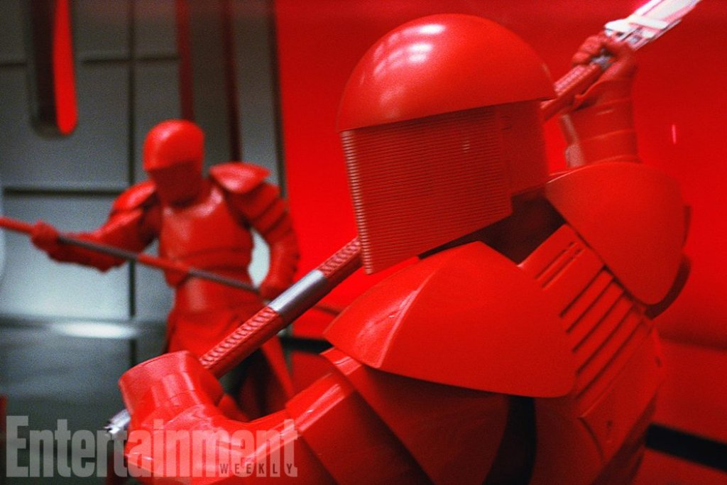 Star Wars: The Last Jedi Praetorian Guards