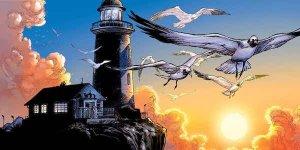 Aquaman: il set del faro di Amnesty Bay è quasi completo!