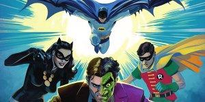Batman vs Two-Face: Adam West doppia per l'ultima volta il Crociato di Gotham nel trailer del film animato