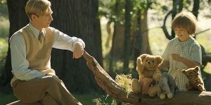 Addio Christopher Robin: clip, spot e featurette del film con Margot Robbie e Domnhall Gleeson