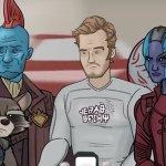 Guardiani della Galassia Vol. 2, ecco come sarebbe dovuto finire il cinecomic di James Gunn