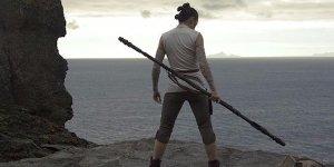 Star Wars: Gli Ultimi Jedi, un piccolo assaggio di immagini inedite in uno spot bootleg