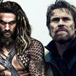 Aquaman: Willem Dafoe paragona il regista James Wan a Sam Raimi