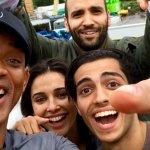 Aladdin: Will Smith festeggia l'inizio delle riprese con una foto dal set