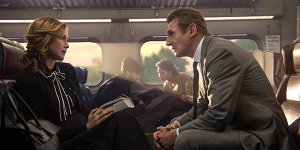 Liam Neeson e Vera Farmiga nel nuovo trailer di The Commuter