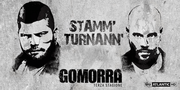 Gomorra 3 al cinema? Ecco la news di Sky