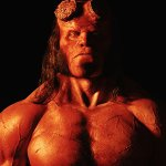 Hellboy: David Harbour scherza sul suo fisico nel film