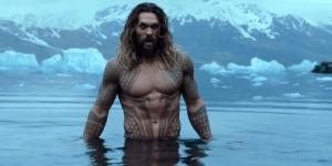 Aquaman: Jason Momoa sulla sua esperienza sul set dopo Justice League