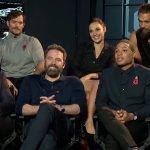 Justice League: Ben Affleck di nuovo nella bufera per una battuta durante un'intervista