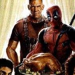 Deadpool 2: la cena del Ringraziamento nel primo poster
