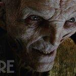 Star Wars: Gli Ultimi Jedi, nuovi dettagli sulla vera natura del Leader Supremo Snoke