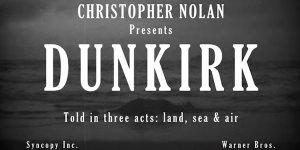 Dunkirk rimontato come un cortometraggio muto in bianco e nero