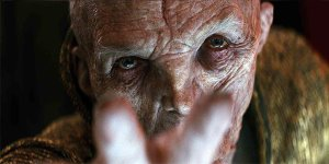 Star Wars Leader Supremo Snoke Palpatine
