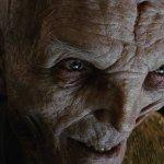 Star Wars: Gli Ultimi Jedi, Andy Serkis conosce la storia del Leader Supremo Snoke, ma non può parlarne
