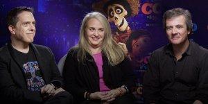 EXCL: Coco, la nostra videointervista con Lee Unkrich e Darla K. Anderson