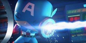 Captain America si scontra con Teschio Rosso in un nuovo corto animato targato Marvel/Funko