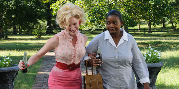 Jessica Chastain Octavia Spencer The Help