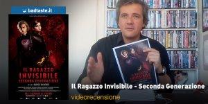 Il Ragazzo Invisibile – Seconda Generazione, la videorecensione e il podcast