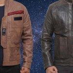 Star Wars: ecco le repliche di alcune delle giacche più iconiche indossate dai protagonisti