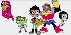 Teen Titans GO! Il Film: i doppiatori al lavoro in una nuova featurette del film animato