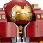 Avengers: Age of Ultron, ecco la nuova versione LEGO di Hulkbuster