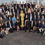 Oscar 2018 – Oscars Lunch, tutti i nominati in una foto: c'è anche Luca Guadagnino