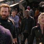 Avengers: Infinity War, Scarlett Johansson e Chris Evans sul nuovo aspetto di Cap e Vedova Nera