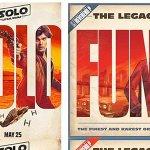 Solo: A Star Wars Story, la Disney risponde alle accuse di plagio di un grafico francese