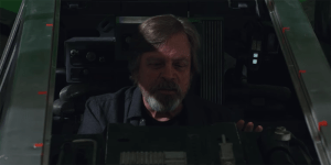 Star Wars: Gli Ultimi Jedi, Mark Hamill, Daisy Ridley e il cast del film nel video con le papere sul set