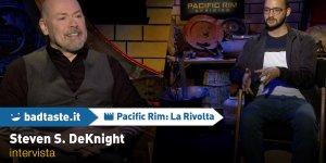 EXCL – Pacific Rim: la Rivolta, il nostro incontro con il regista Steven S. DeKnight!
