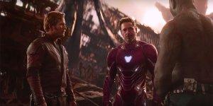 Avengers: Infinity War, lo scontro contro Thanos e l'Ordine Nero nelle clip home video