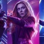 Avengers: Infinity War, tutti i supereroi Marvel in 22 nuovi character poster