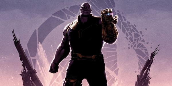 avengers infinity war thanos banner
