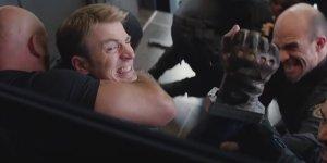 Captain America: The Winter Soldier, le coreografie di lotta in alcuni video dal backstage diffusi da Chris Evans
