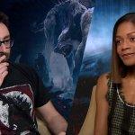 """EXCL – Rampage, intervista a Naomie Harris: """"È raro lavorare con attori generosi quanto Dwayne Johnson"""""""