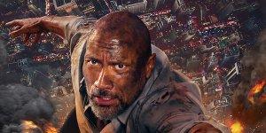Skyscraper: Dwayne Johnson in azione in un estratto dai contenuti extra dell'edizione Blu-ray