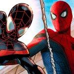 Spider-Man: Tom Holland accenna alla possibilità di vedere in futuro Miles Morales nell'UCM?