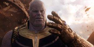 Avengers: Infinity War, Thanos era il narratore in una delle tre versioni dello script