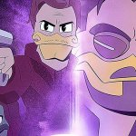 Avengers: Infinity War, i protagonisti del cinecomic ricreati in stile DuckTales in 5 poster