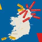 #BadInTheNorth #TheBadJedi – In partenza per il tour delle location irlandesi di Game of Thrones e Star Wars!
