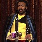 Solo: a Star Wars Story, Donald Glover parla della prima volta in cui ha indossato il mantello di Lando