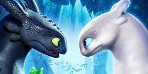 Dragon Trainer: Il Mondo Nascosto, Sdentato e Hiccup nel primo trailer anche in italiano
